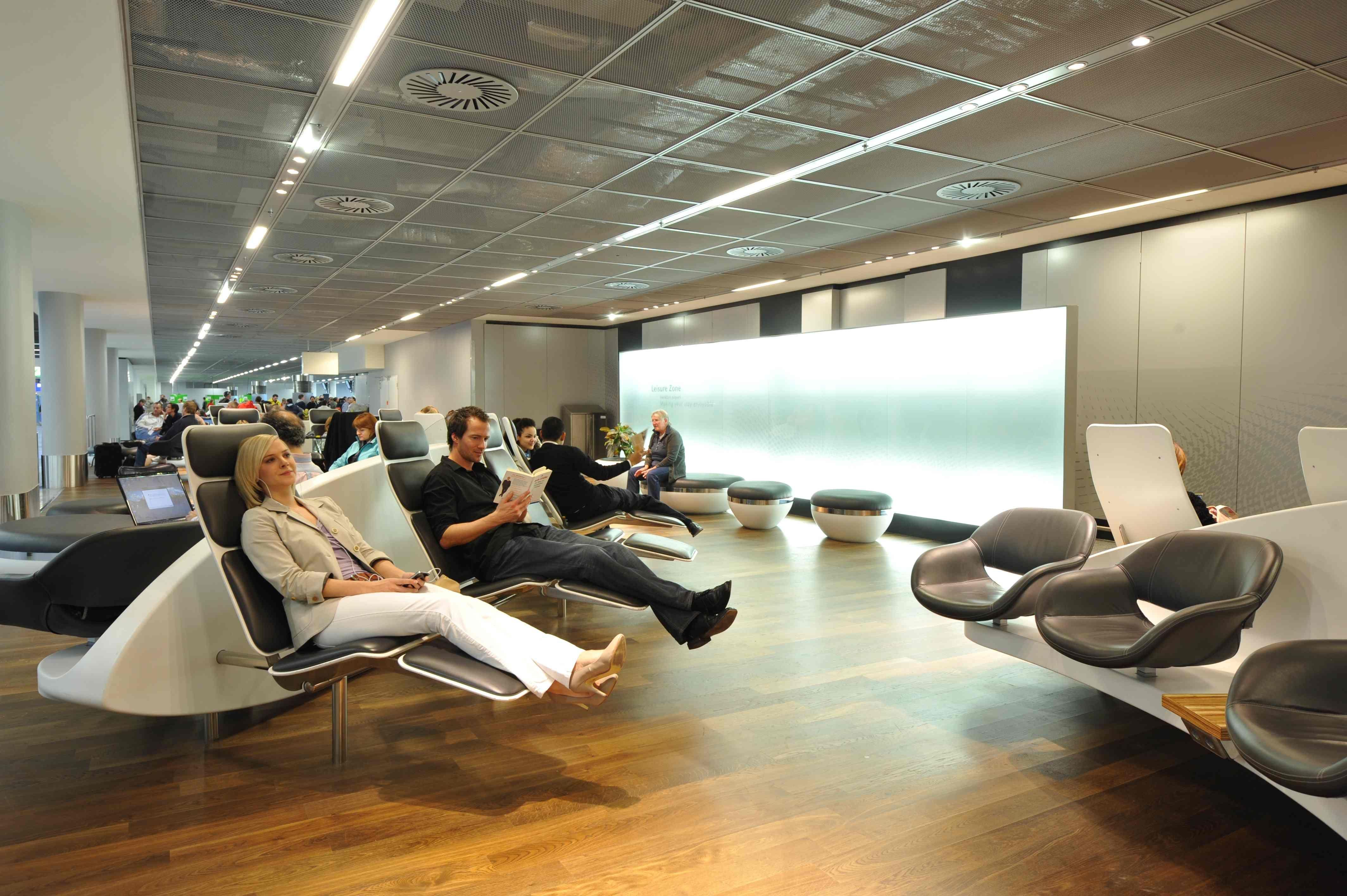 mejores salas VIP aeropuertos