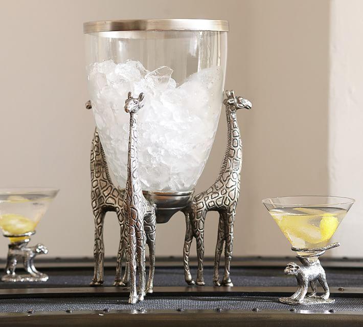 Giraffe Ice Bucket