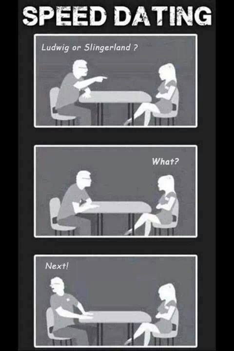 Speed dating insolite
