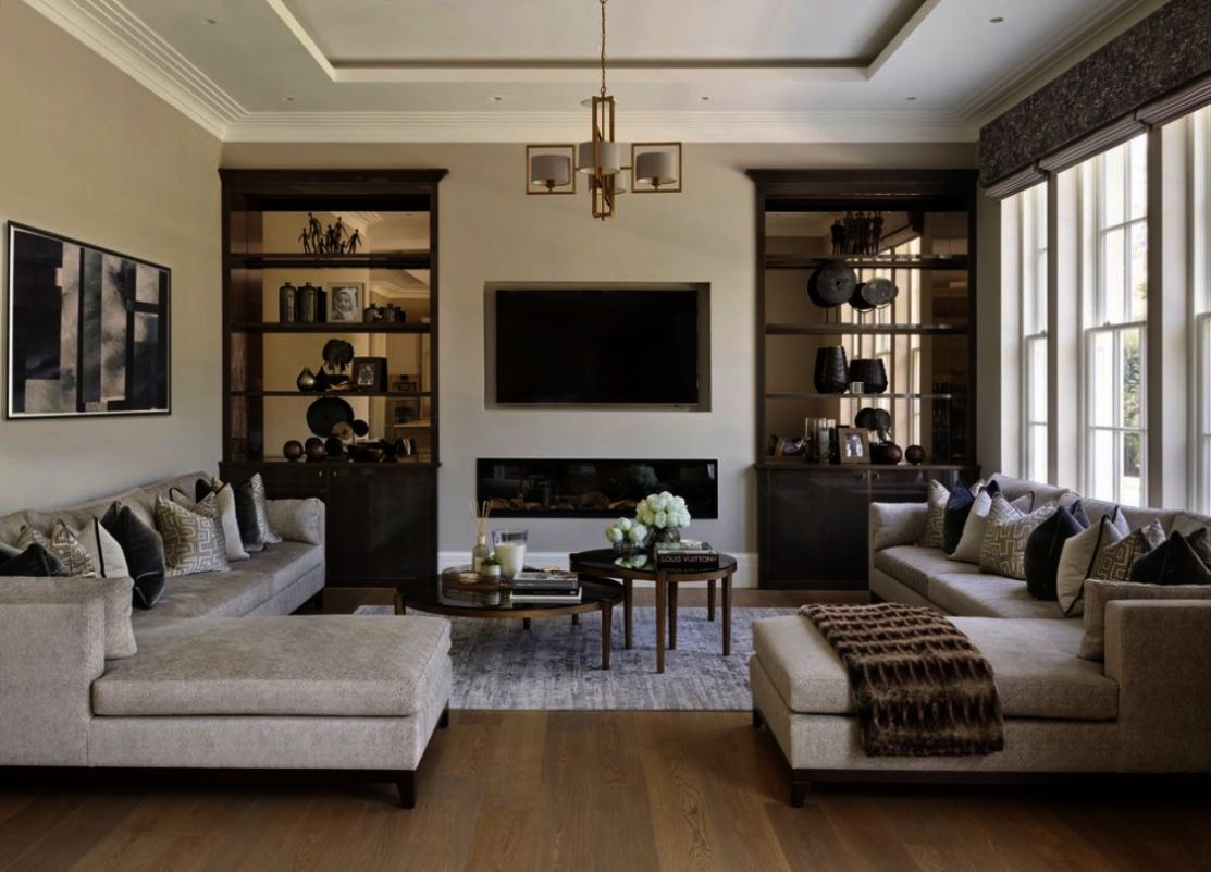 Living Room Design Ideas On A Budget Our Renovation Definition English Renovati Decor Photos And Ideas In 2020 Living Room Decor Gray Luxury Living Room Beige And Grey Living Room
