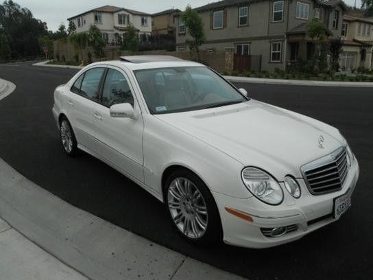 2008 Mercedes Benz E350 Sport W Premium Package Price Us