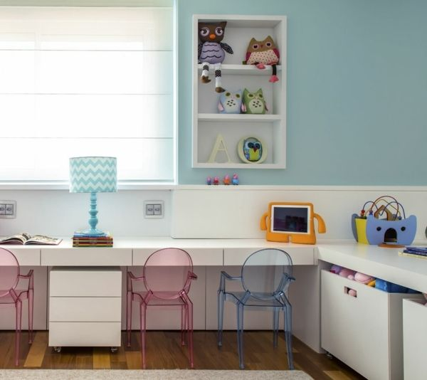 Kinderzimmer Gestalten   Tolles Kinderzimmer Für Zwei Mädchen