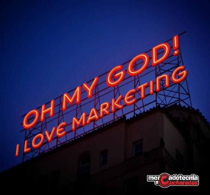 Amo el #Marketing ¿y tú?