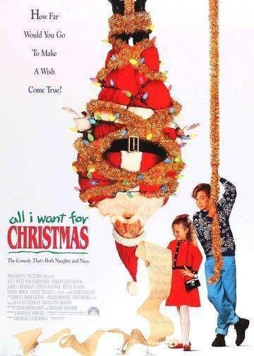 All I Want For Christmas 1991 In 2020 Christmas Mom Lauren Bacall Christmas Movies