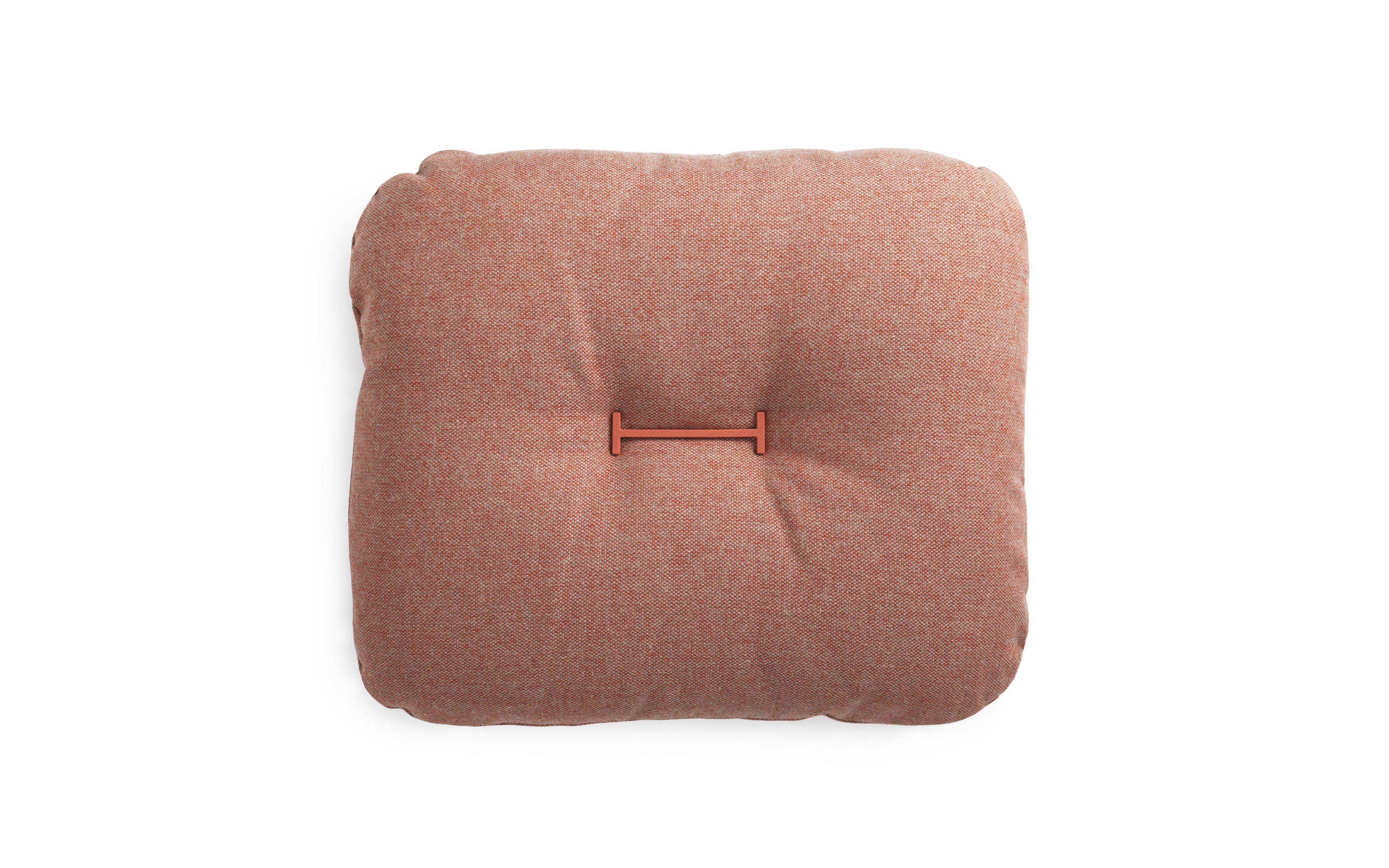 Groovy Hi Cushion In Rust Colorer Flax By Normann Copenhagen Pink Ibusinesslaw Wood Chair Design Ideas Ibusinesslaworg
