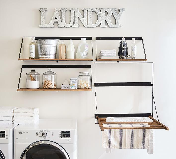 Trenton Laundry Organization System Pottery Barn In 2020 Room