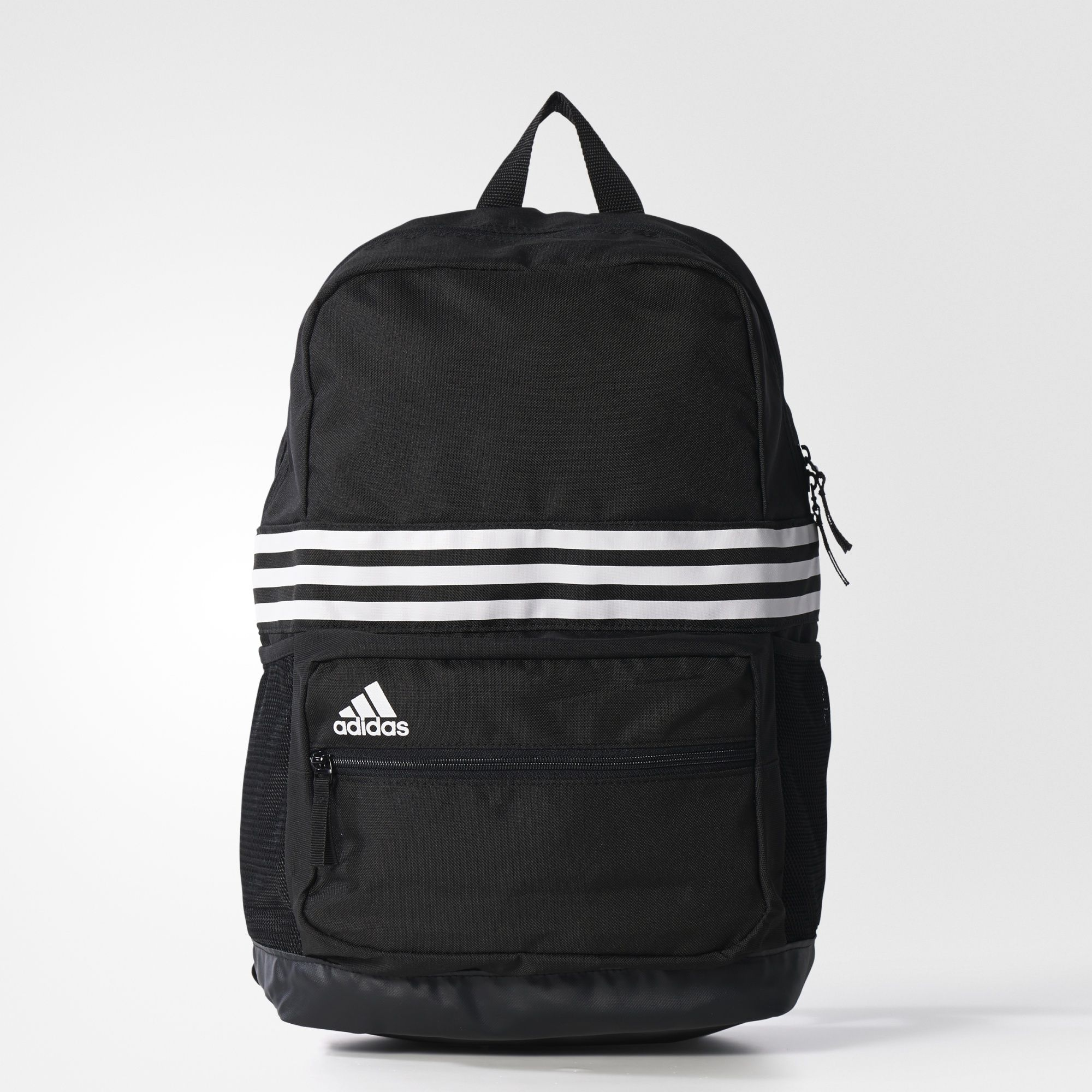 adidas 3 stripes sports backpack medium black adidas uk