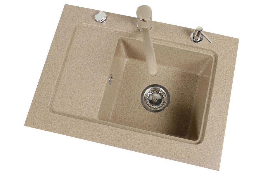 BRNubiru 1 one basin kitchen sink Sink, Unique sinks