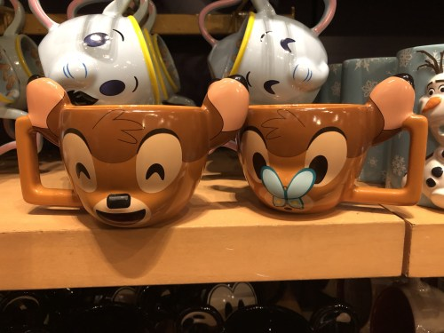 New Disney Mugs Add Character to Your Coffee #disneycoffeemugs