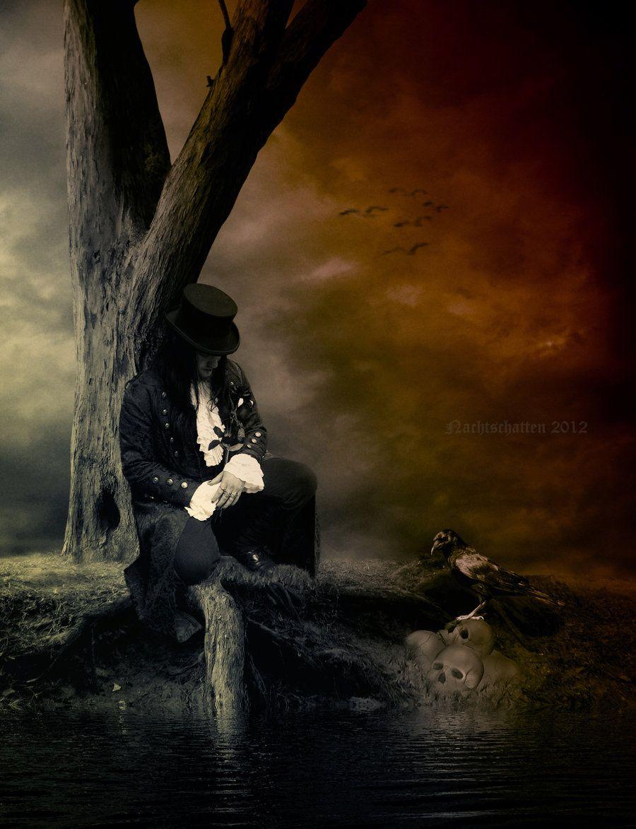Sad gothic | Gothic dreams | Pinterest