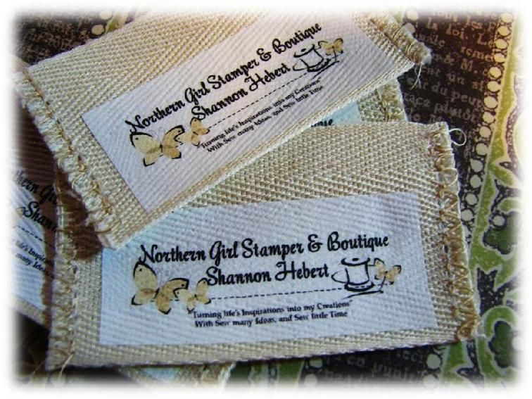 Create Your Own Sew In Labels Craftsy Sewing Labels Fabric Labels Quilt Labels