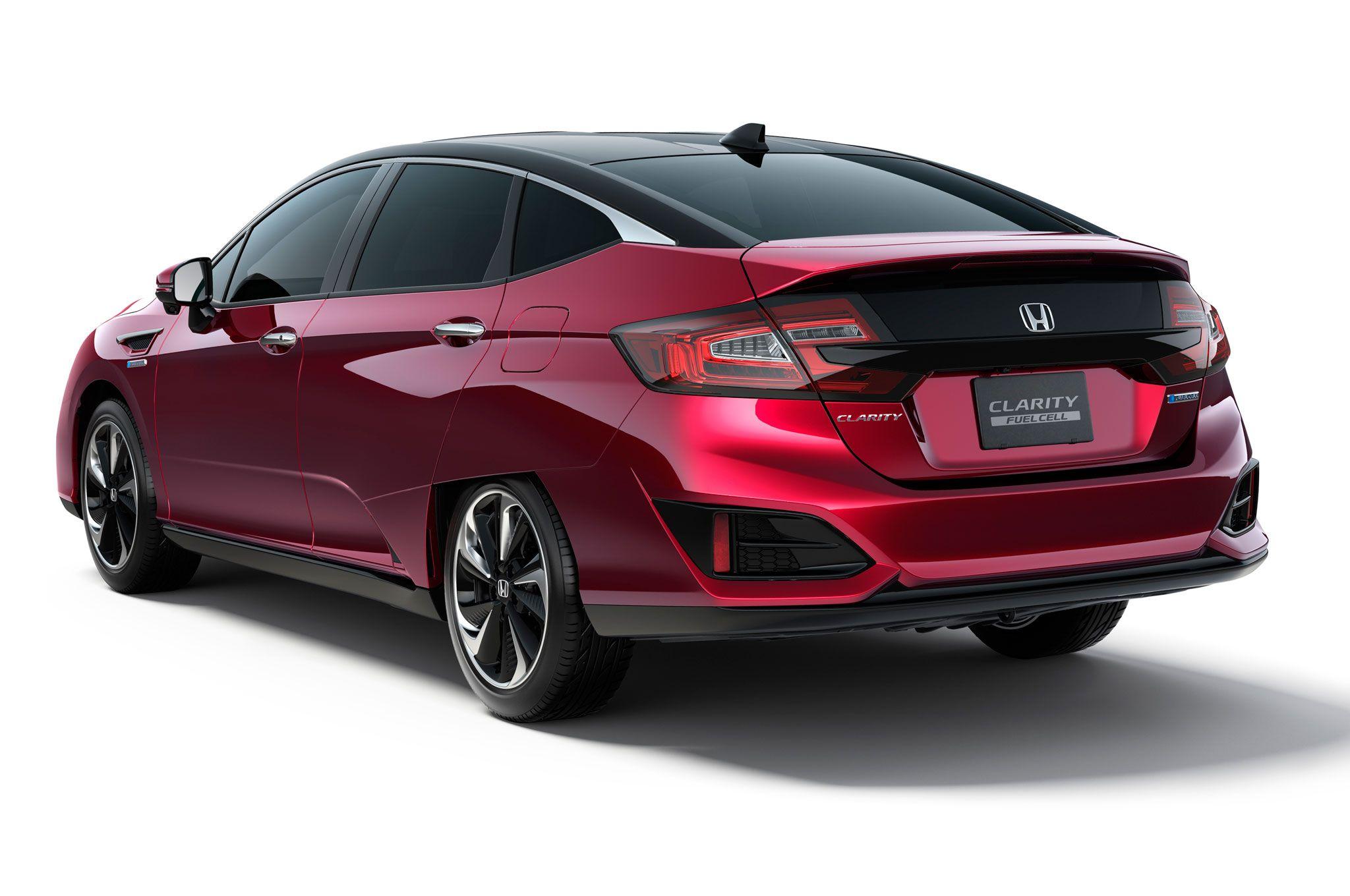 2017 Honda Clarity Specs