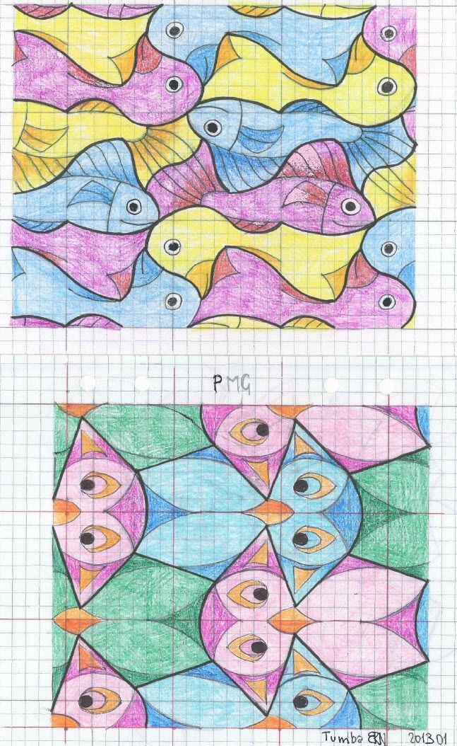 Tessellation Tiling Geometry Symmetry Art Symmetrybuff Pattern Handmade Ink Mandala Escher Mcescher Artist Sharing Art Empire Sacre เรขาคณ ต ศ ลปะ