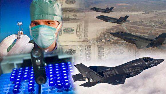 Estados Unidos invierte más en el F-35 que en investigaciones biomédicas (+ Video) | Cubadebate