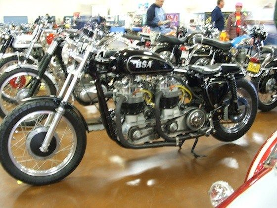BSA drag bike, BSA motorcycles, motorcycle shows, clubmans all-british weekend, bsaoc