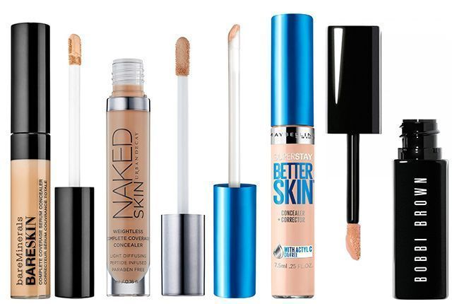 The New Type of Concealer That'll Transform Your Makeup Game: There's a new type of makeup that's trending right now, and it's going to change everything you thought you knew about cover-ups. We're talking about serum concealers—in fact, we can't stop talking about them. These lightweight, liquid-gel hybrids, like BB and CC creams, are makeup with added skin-care benefits. Here, the new crop of serum concealers you need to know about. | allure.com