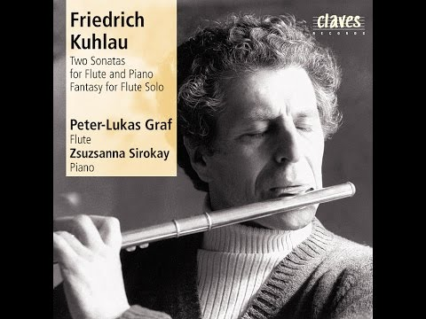 16 Classical Flute Peter Lukas Graf Fantasy In D Major For Flute Solo Friedrich Kuhlau Youtube Classical Flute Flute Fantasy