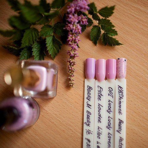 Estee Lauder Lilac Leather dupes
