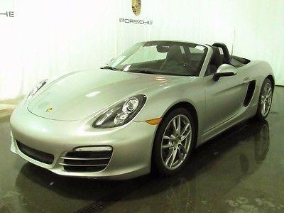 2013 Porsche Boxster For Sale