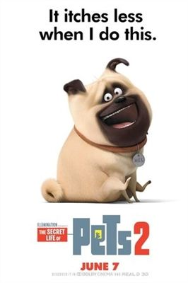 The Secret Life Of Pets 2 Poster Id 1628520 In 2020 Secret Life Of Pets Secret Life Pets