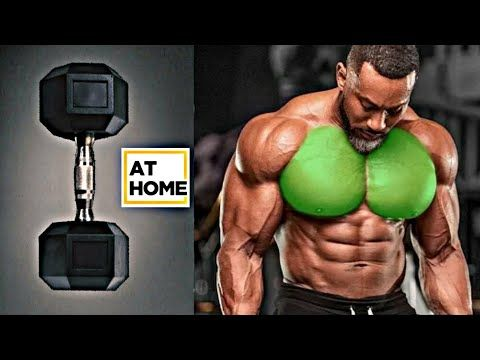 8 best upper chest exercises at home dumbbells only  8