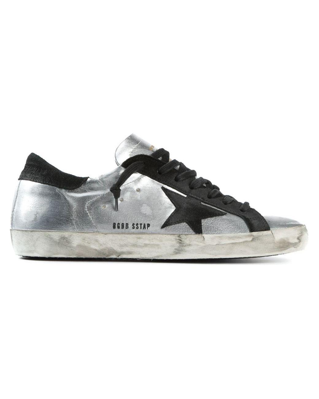 d1ba73ed332b Men s Gray  super Star  Sneakers
