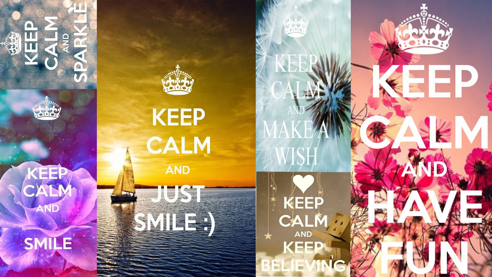Free Download This Amazing Keep Calm HD Wallpaper 1920x1080 For Your Computer