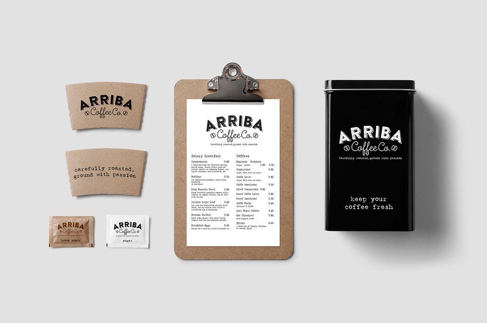 Arriba Coffee Co.