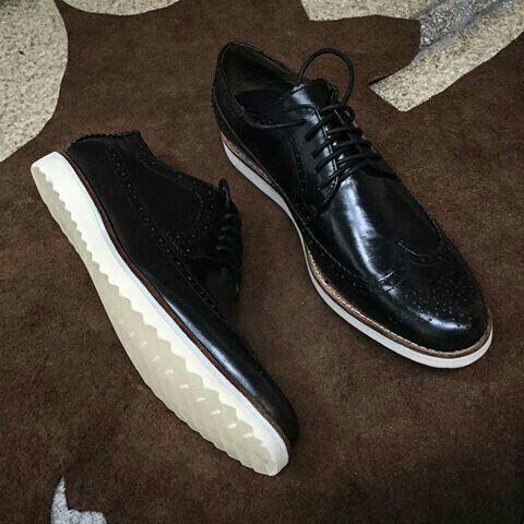 huge discount 907bb 58a7b Godfather Shoes vantablack longwing marikinamade dapper comfort  socialentrepreneur