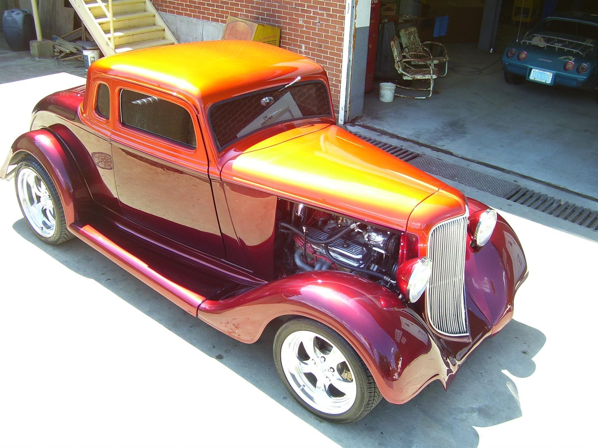 1934 Plymouth Rod Classic Autobody Restoration