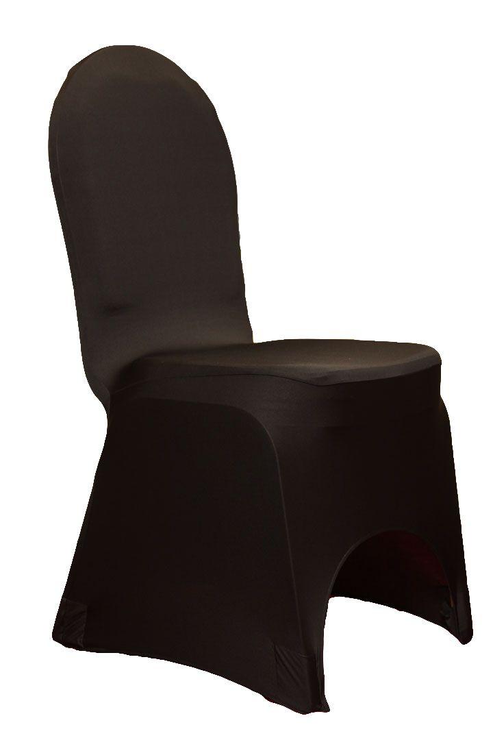 Spandex Banquet Chair Cover Black Banquet Chair Covers