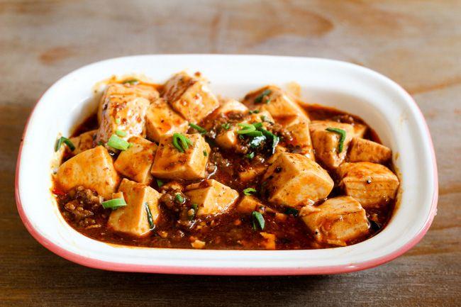Mapo tofu recipe tofu tofu recipes and chinese food recipes food ideas mapo tofu recipe china forumfinder Image collections