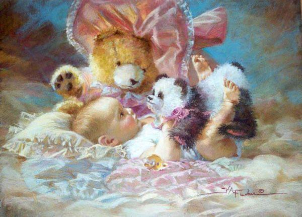 Kathy Fincher   Babies