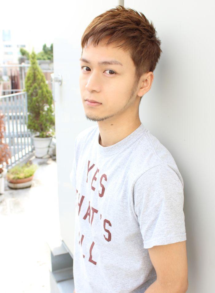 【メンズ2ブロック】ベリーショート!|髪型・ヘアスタイル・ヘアカタログ