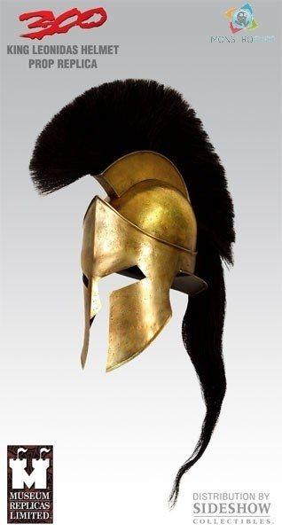 300 King Leonidas Spartan Casque Guerrier Costume Casque Médiéval Doublure SCA