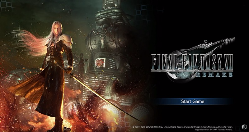 Final Fantasy Vii Remake Classic Mode Has Traditional Menu Based Combat Not Turn Based Fights In Final Fantasy Vii Final Fantasy Vii Remake Final Fantasy