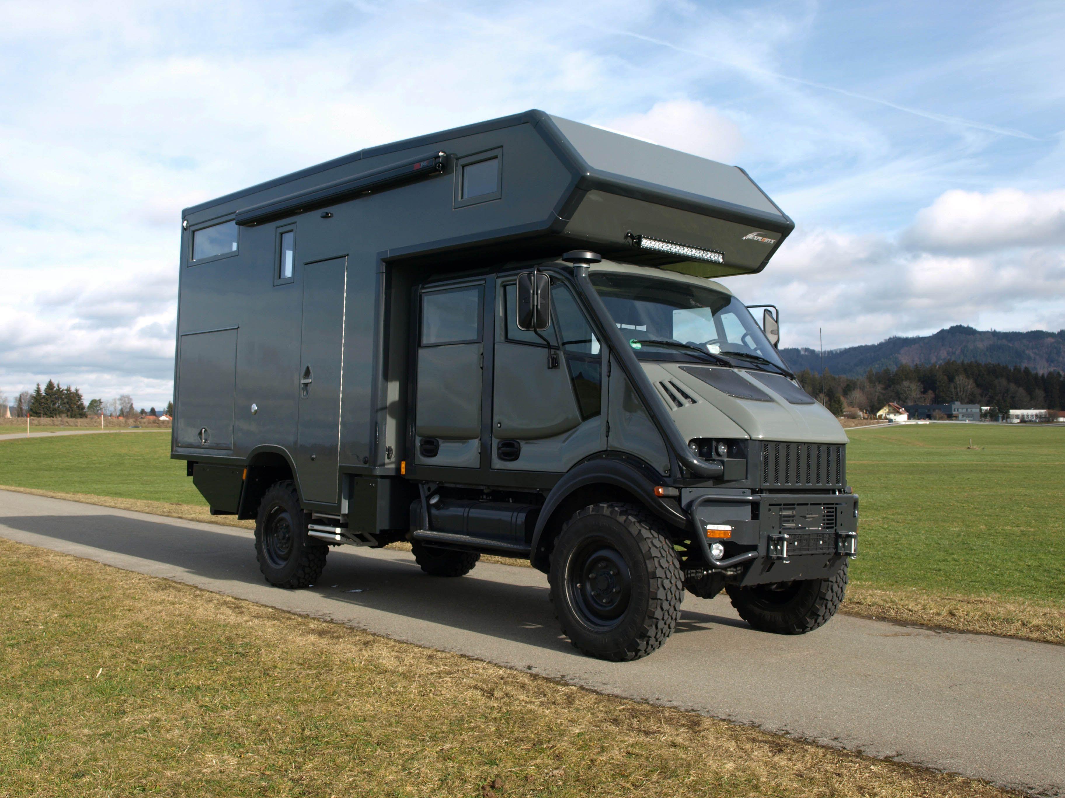 reisemobil von bremach expedition truck camiones. Black Bedroom Furniture Sets. Home Design Ideas