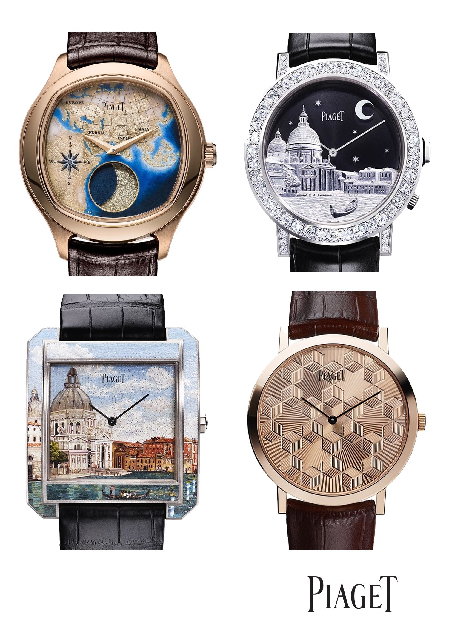 Secrets Lights Collection De Piaget Rutadelaseda Altarelojeria Lux Luxurywatches Travel Watches For Men Watches Jewelry Swiss Watches
