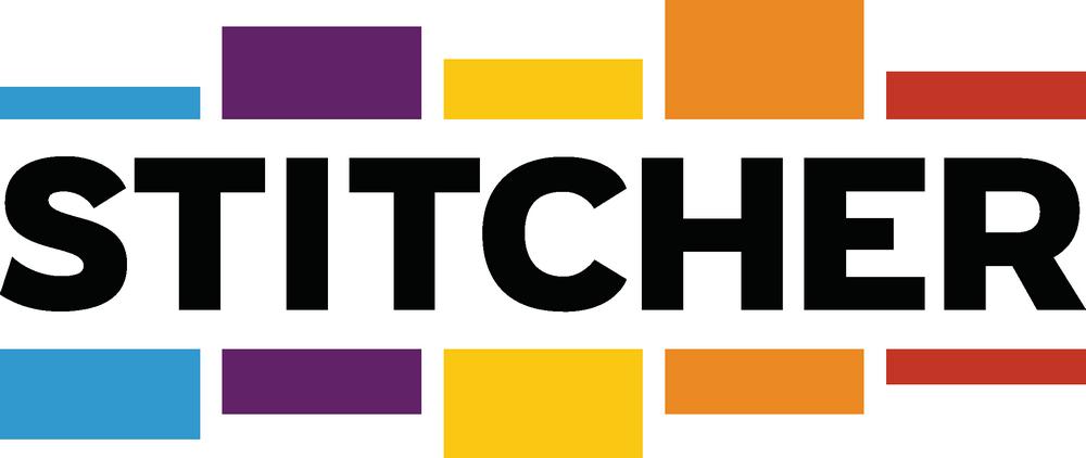 Stitcher Logo Radio Vector Free Download