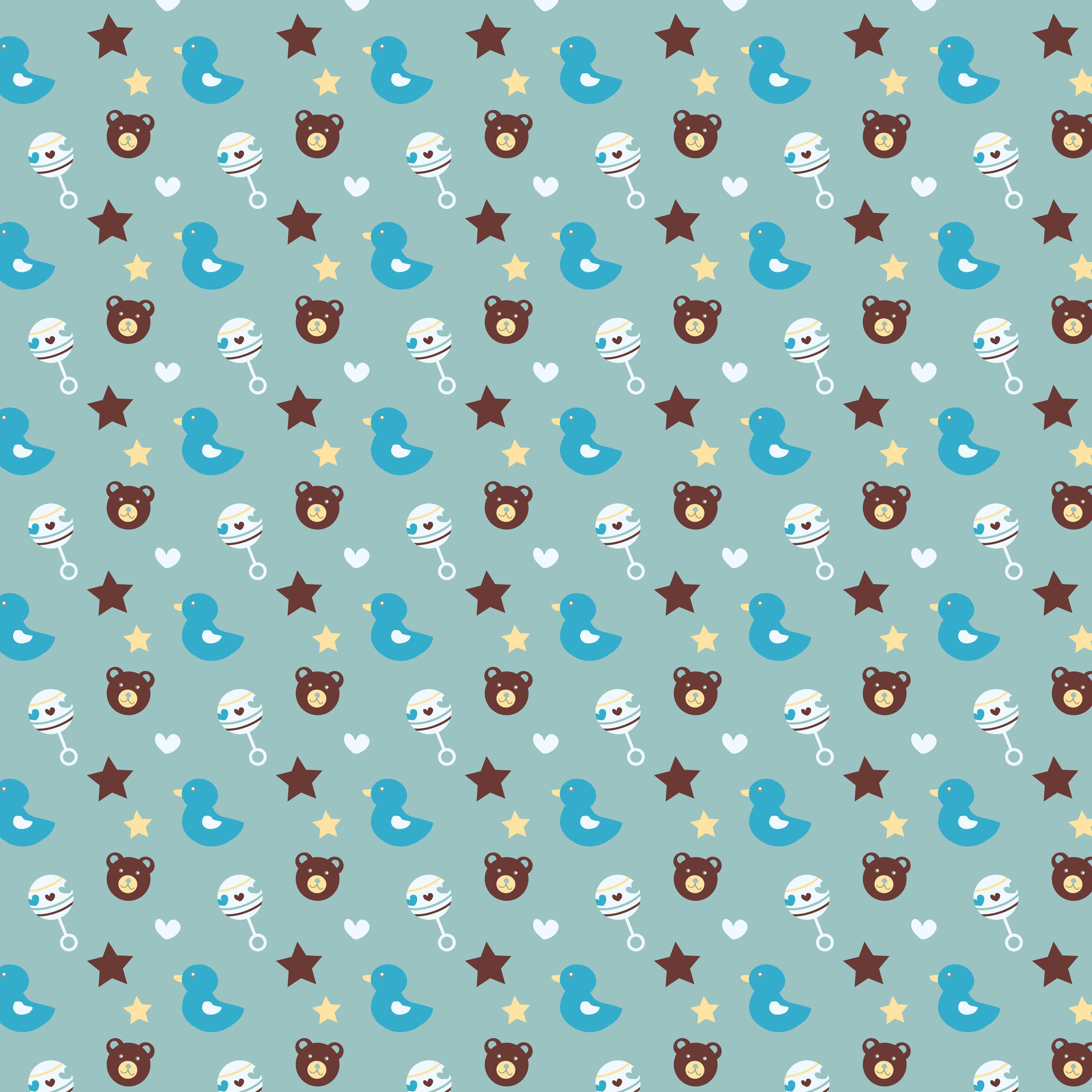 Baby Boy Boy Scrapbook Paper Baby Boy Scrapbook Paper Background