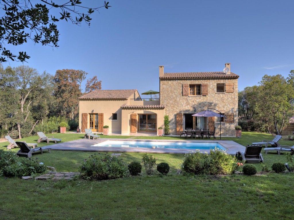 Maison Corse Du Sud : maison cauro corse du sud villa vacances piscine vacances en corse pinterest house ~ Nature-et-papiers.com Idées de Décoration
