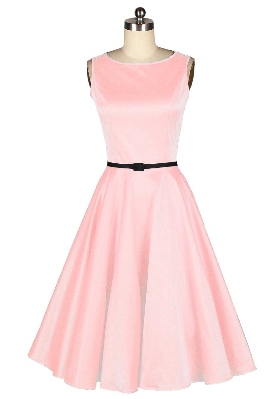 Fashion Dresses Archives | Dress fashion, Pink dresses and Vintage ...
