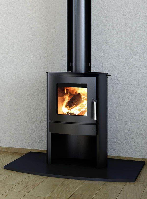 Elegant And Efficient Modern Wood Fires Bosca Wood Fires Nz Wood Modern Wood Beach House Interior