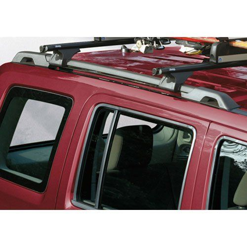 0811 2012 Jeep Liberty Cargo Roof Racks Side Rails Same As