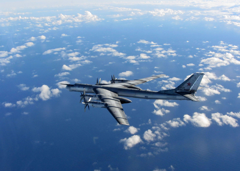 Russian Tupolev Tu 95 Bear H Bomber Aircraft Fantasy Of Flight