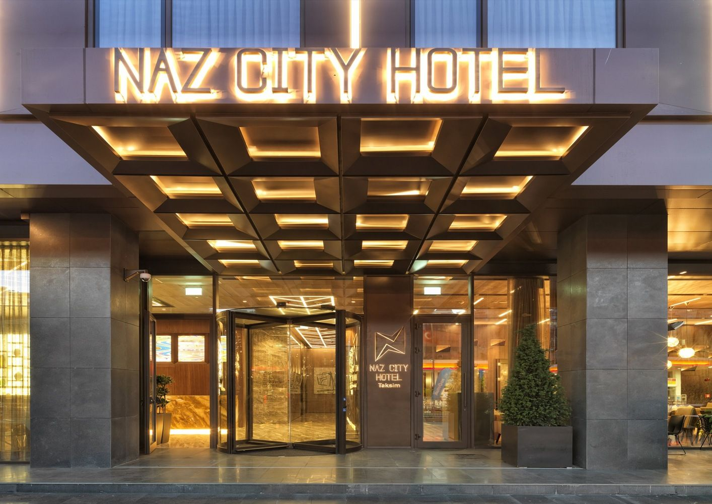 Gallery of naz city hotel taksim metex design group 29 for Design hotel group