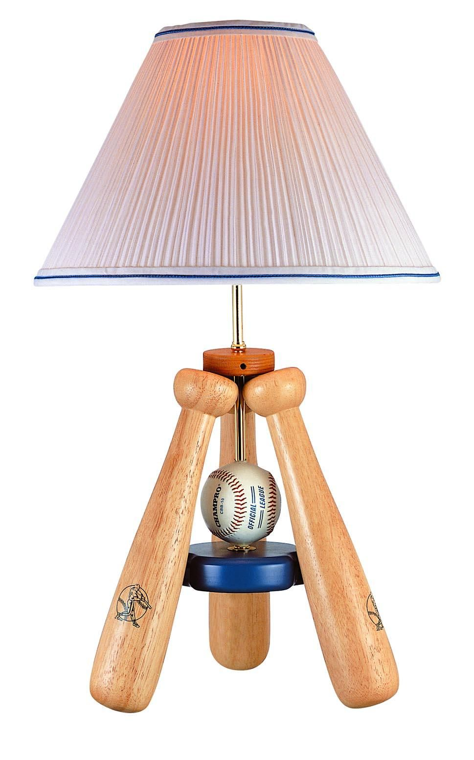 No base triple bat lamp bats room and kids lamps no base triple bat lamp baseball lampbaseball tablekids geotapseo Image collections