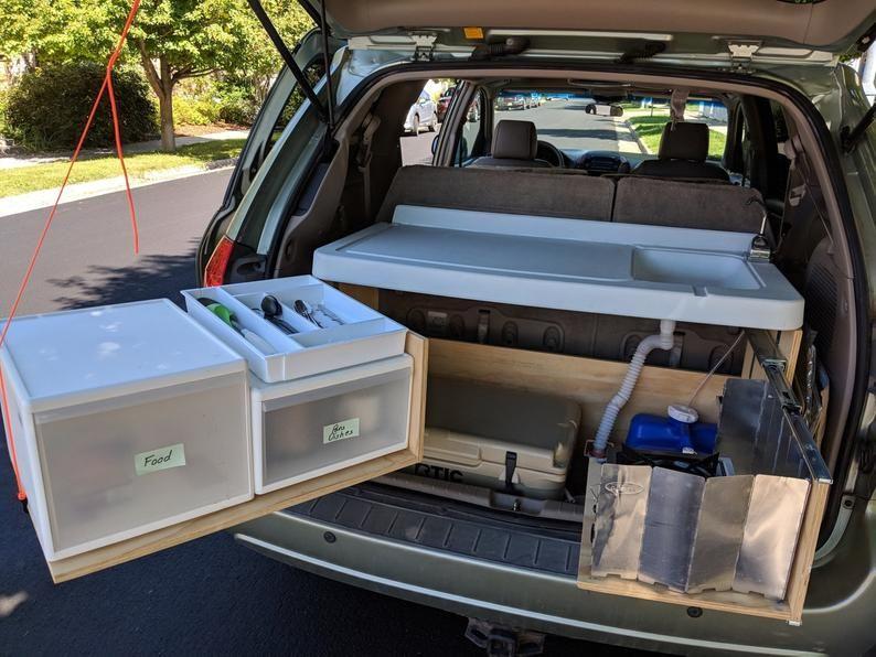 110 Sienna To Camper Ideas Toyota Sienna Sienna Mini Van