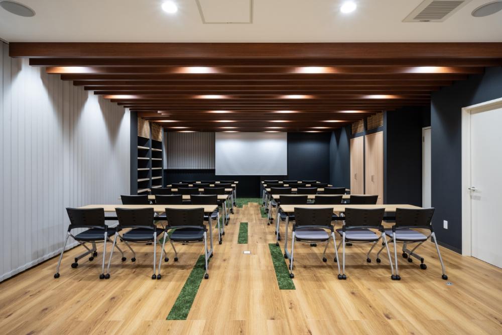 オフィスデザイン実績 Work Abwをベースとした開放感あふれるオフィス 2020 家具デザイン オフィスデザイン 内装