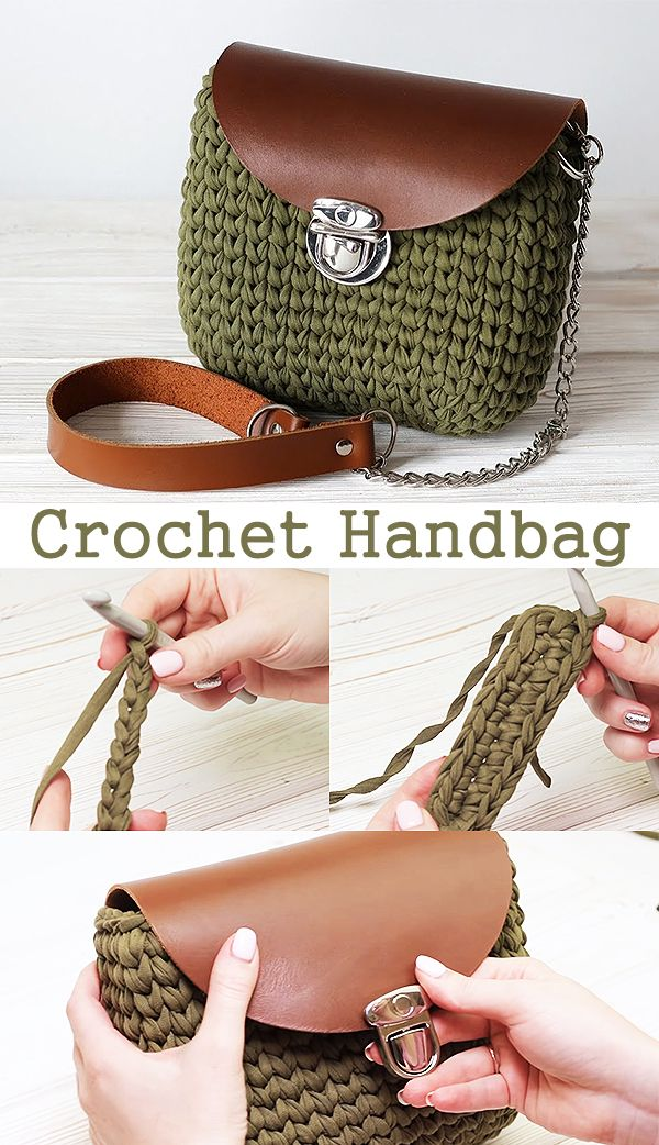 Crochet Handbag / Bag / Purse